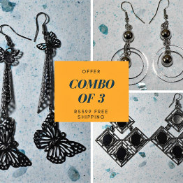Earrings for Women - Combo Offer
